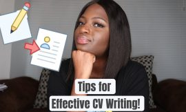 #PostCovid101 – Dos and Don'ts for effective CV writing (Uk)