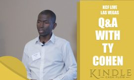 Q&A Half 3 – Kindle Money Circulate Reside With Ty Cohen