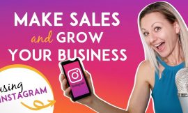 How To Grow Your Business On Instagram – Cool Hashtag Strategy Included – With Marina Simone