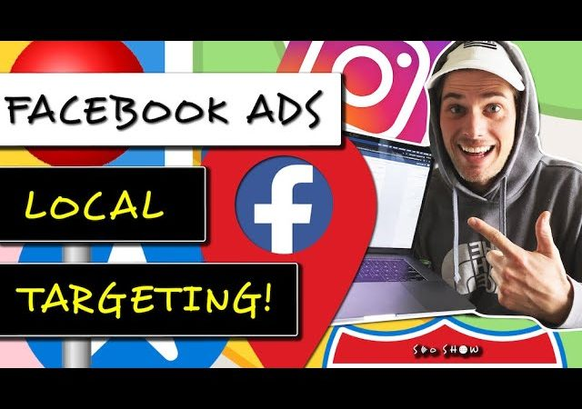Facebook/IG Ads Targeting for Local Businesses! (Geolocation Targeting) | Facebook Ads Tutorial 2020