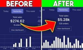 Constructing A $133,000/Month Shopify Dropshipping Retailer LIVE