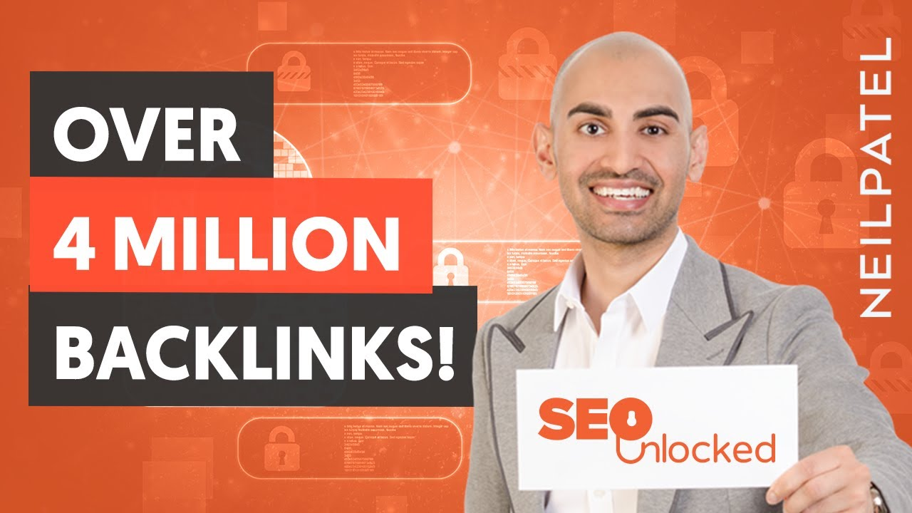 Over four Million Backlinks Constructed With This Easy Course of – Module 05 – Lesson 1 – search engine optimisation Unlocked
