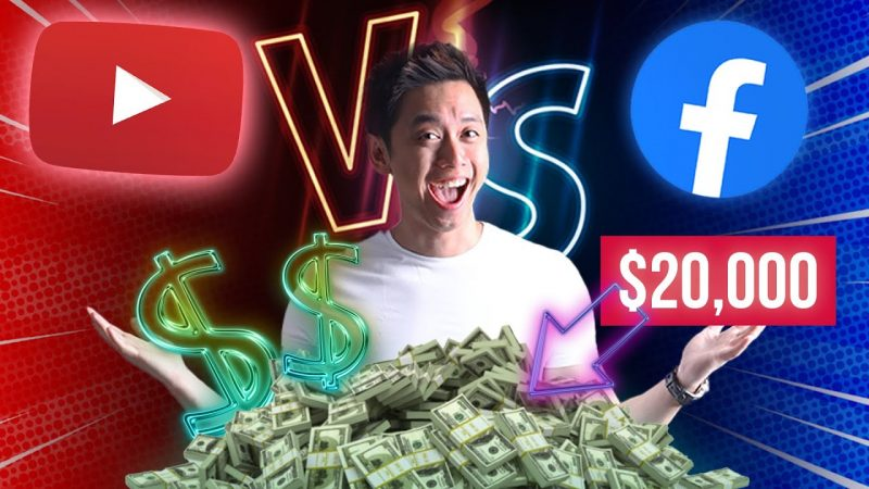 Facebook Ads vs YouTube Ads ($20,000 Experiment... Who Won?)