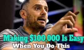 Gary Vee – It Has By no means Been EASIER To MAKE $100,000 [EPIC]