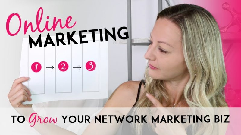 How I Use Online Marketing To Attract New Customers & Teammates