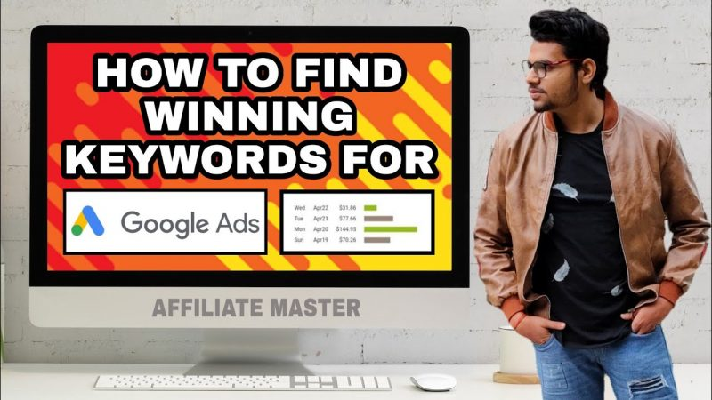 How To Make ClickBank Sales By Finding Winning Keywords For Google Ads