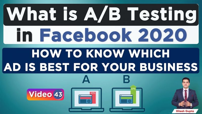 What is AB Testing Facebook Ads | How to Know which FB Ad will Perform | Split Testing Facebook Ads