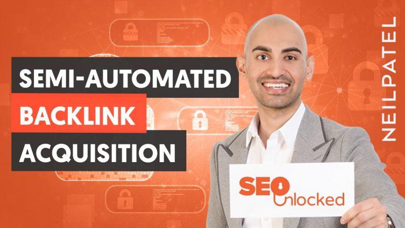Get THOUSANDS of Backlinks On Semi-Autopilot - Module 05 - Lesson 3 - SEO Unlocked