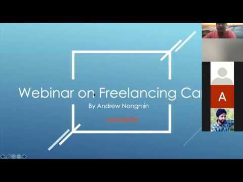 Webinar on Freelancing Profession