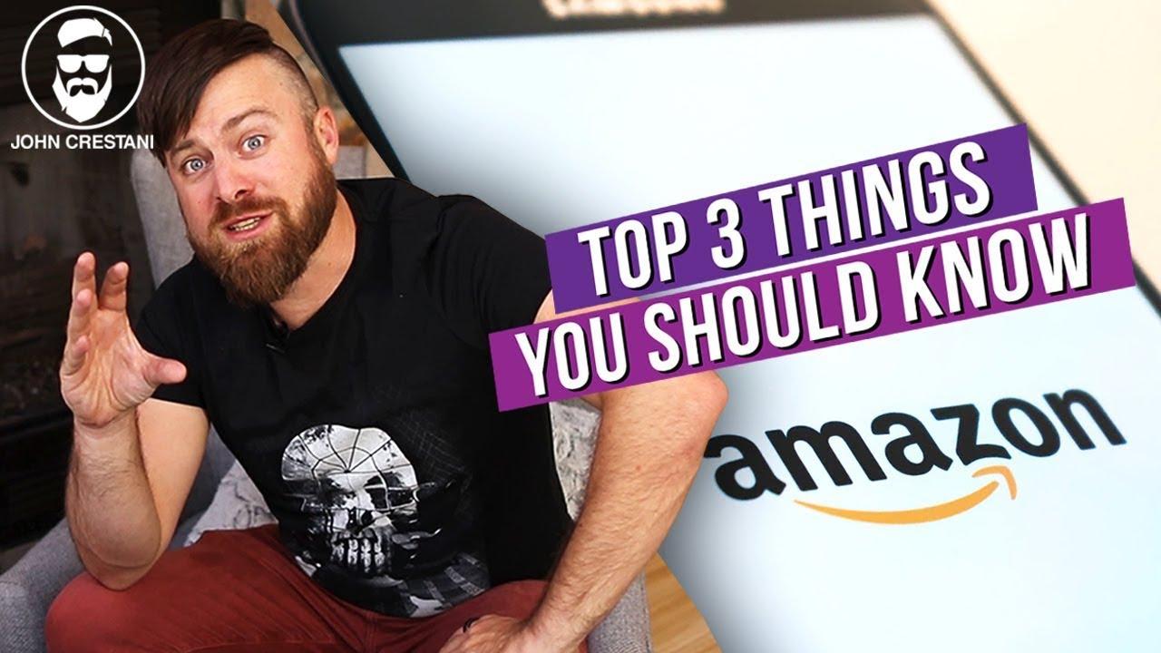 Amazon Affiliate Marketing For Beginners In 2020  |  John Crestani