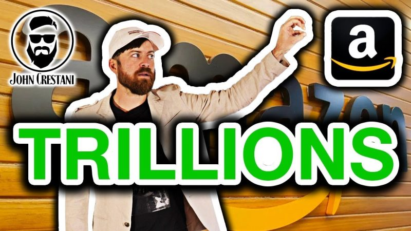 Amazon's TRILLION Dollar Marketing Strategy (REVEALED)  |  John Crestani