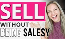 My Attraction Marketing Secrets – The #1 Thing You Need To Know To Sell Without Being Pushy