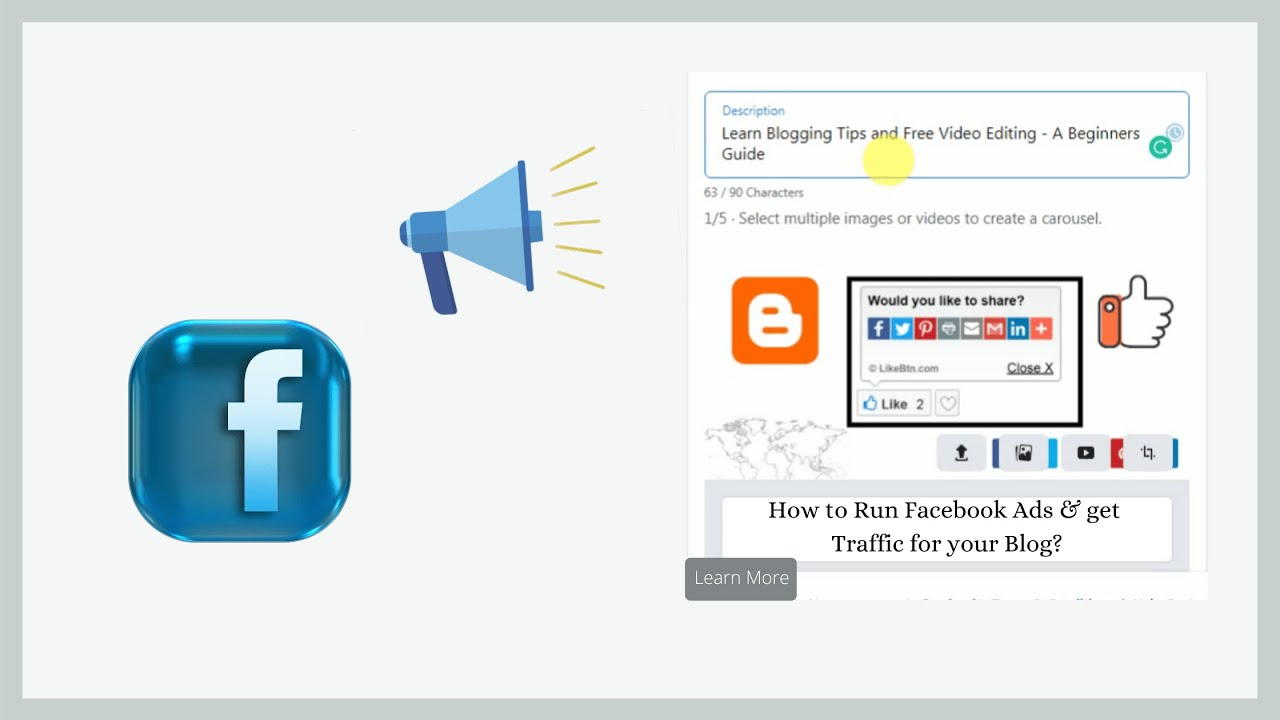 How to Run Facebook Ads and generate Traffic on Blog?