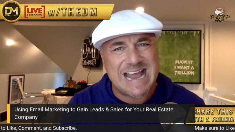 Using Email Marketing to Gain Leads & Sales for My Business in 2020 | Mark Evans DM