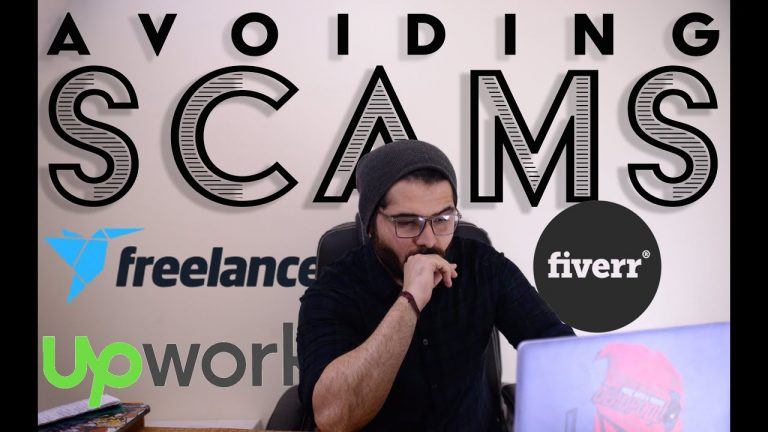 HOW TO AVOID SCAMS ON FREELANCER, FIVERR, UPWORK | FOLLOW 9TIPS AND DONT MAKE SAME MISTAKES AS I DID