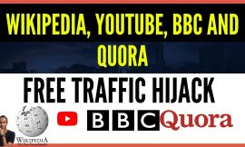 HOW TO GET FREE TRAFFIC FROM QUORA, YOUTUBE AND BBC USING EXPIRED DOMAIN 2020-MAKE AFFILIATE SALES