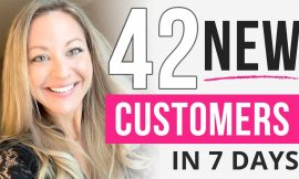How Running Facebook Group Challenges Got Us 42 New Customers In 7 Days