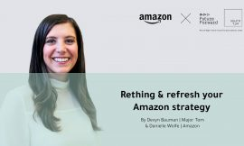 Refresh your Amazon strategy | Webinar | Major Tom