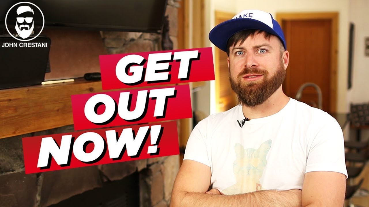 Want To Quit Your Job? | 16 Signs You Need To Leave  |  John Crestani