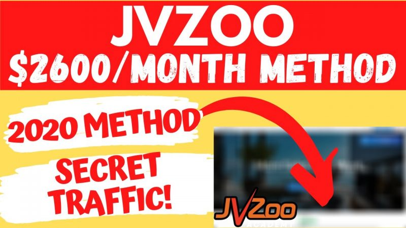 JVZoo For Beginners: $2600/Mo With JVZoo Affiliate Marketing 2020 (FULL Tutorial & Walkthrough)