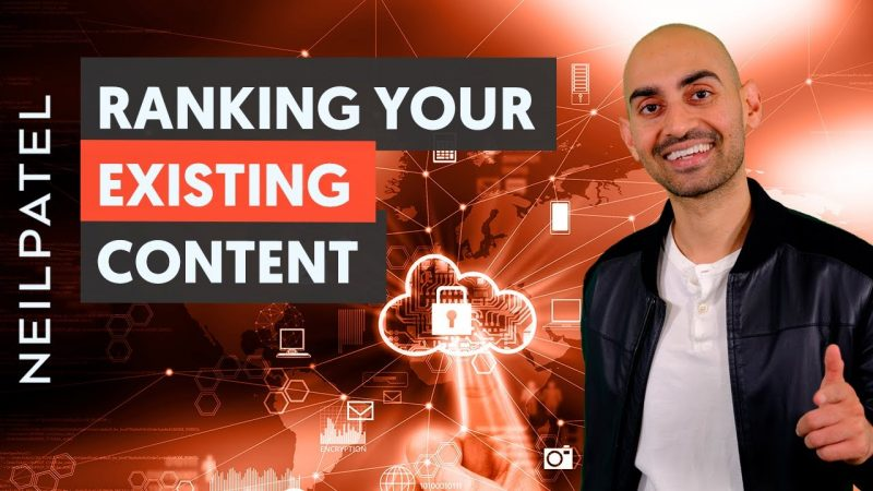 How To Rank Your Existing Content - Module 1 - Lesson 3 - Content Marketing Unlocked