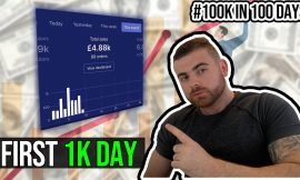 100K In 100 Days Shopify Dropshipping Challenge UPDATE