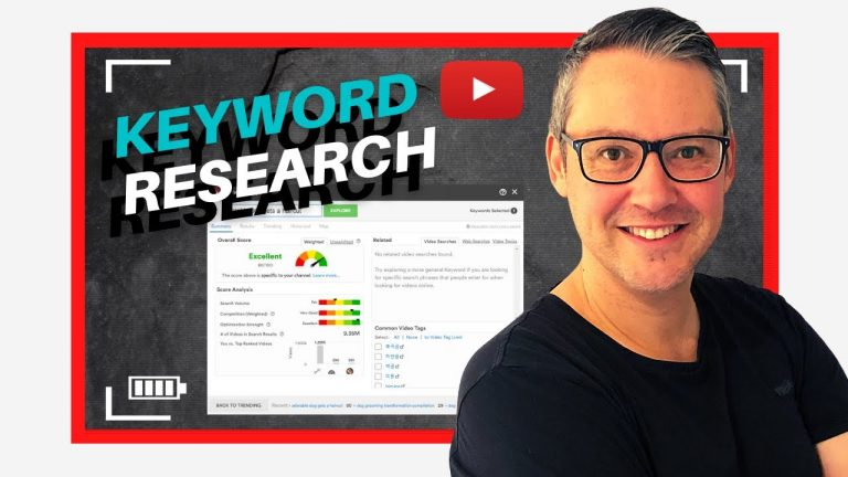 YouTube Keyword Research 2020   How To Make Your Videos Rank BETTER On YouTube