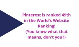 Do You Know? Pinterest in 4 Swipes