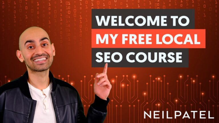 Welcome to my FREE Local SEO Course – Local SEO Unlocked – Module 1 – Lesson 1
