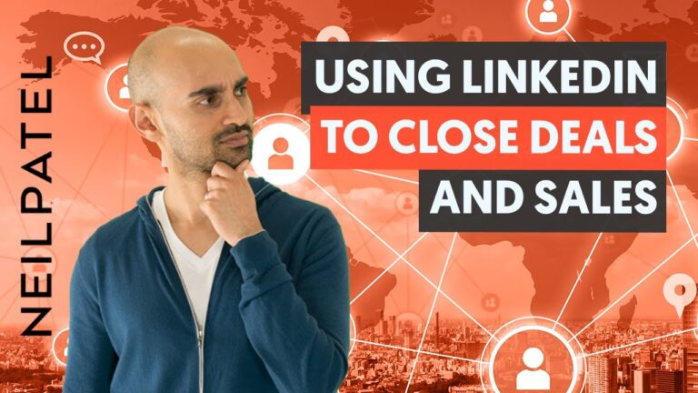 How to Use LinkedIn for Deals & Sales – Module 2 – Lesson 1 – LinkedIn Unlocked