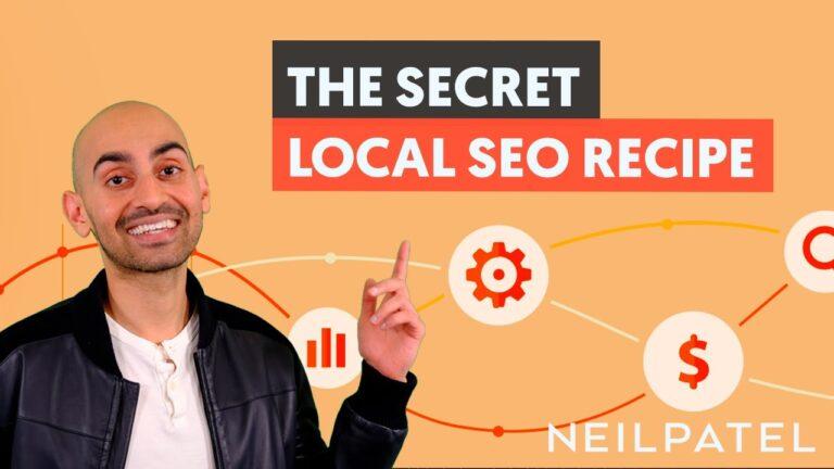 The Secret Local SEO Recipe – Module 2 – Lesson 3 – Local SEO Unlocked