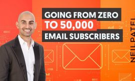 How To Go From Zero to 50,000 Email Subscribers – With Email Marketing Unlocked
