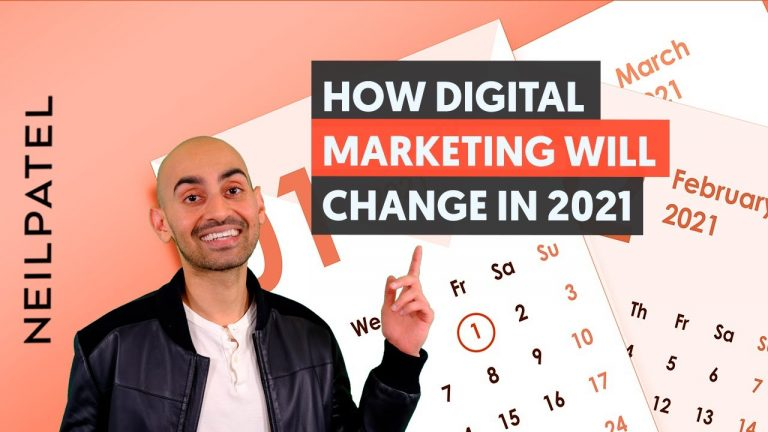 How Digital Marketing Will Change in 2021