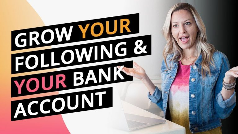 My Influencer Marketing Strategy (Grow YOUR Following & Your Bank Account!)