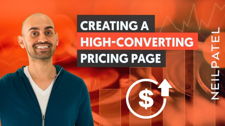 How to Create The Optimal SaaS Pricing Page