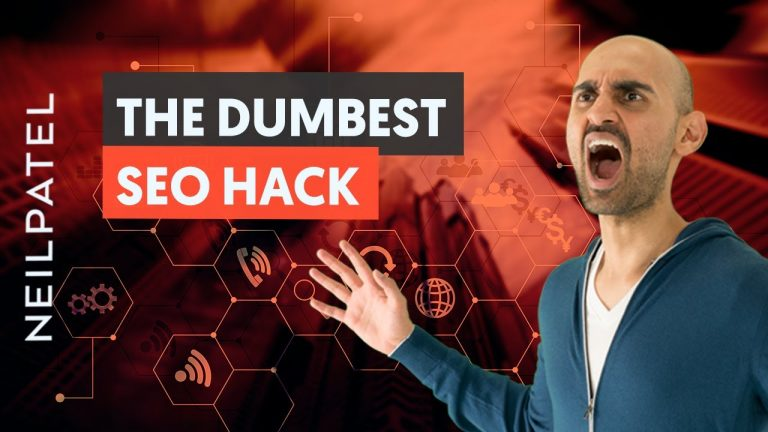 The Dumbest SEO Hack (That Works)