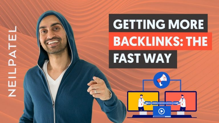 How to Get More Backlinks (FAST)