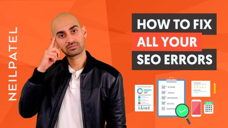 The SEO Checklist – How to Fix All of Your SEO Errors