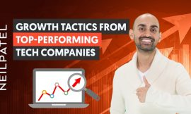 Advanced Growth Tactics – Steal The Top-Performing Tech Companies' Best-Kept Secrets