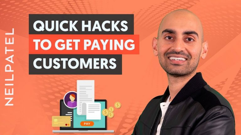 Quick Hacks to get Paying Customers – Interview with Tai Lopez
