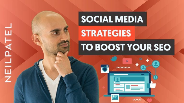 Social Media Strategies To Boost Your SEO