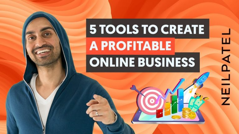 Read more about the article 5 tools To Create a Profitable Online Business