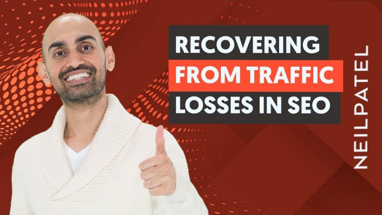 Read more about the article How To COMPLETELY RECOVER Your Lost SEO Traffic