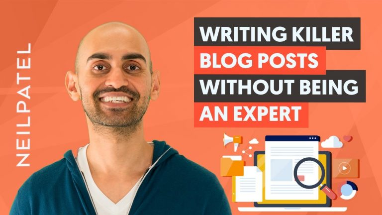 Read more about the article How to Write Amazing Blog Posts WITHOUT Being an Expert in Your Niche