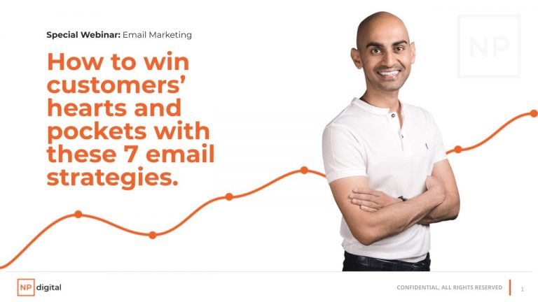Read more about the article How to win customers' hearts and pockets with these 7 email strategies webinar.