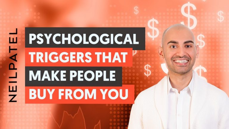Read more about the article 10 Psychological Triggers to MAKE PEOPLE BUY From YOU! (How to Increase Conversions)