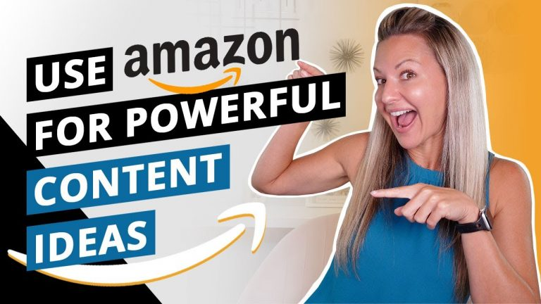 Read more about the article How I Find Engaging Social Media Content Ideas With Amazon Reviews Build Your Brand & Get RESULTS