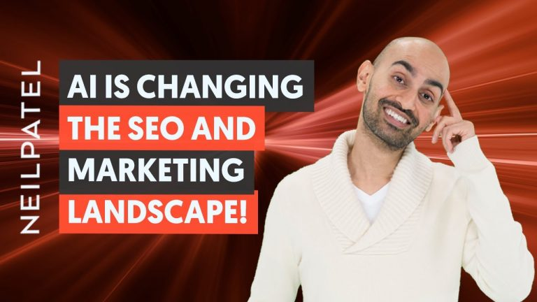 Read more about the article How Al is Changing Marketing and SEO (And How to Use it In Your Business)